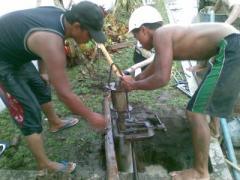 Proses Pengeboran Sumur
