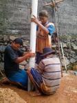 Proses Pembuatan Sumur Bor